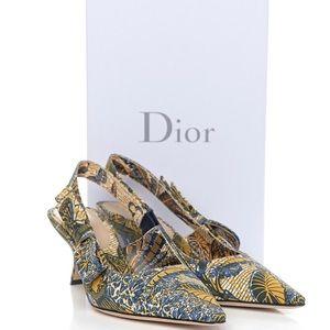 💛BNIB Dior Sweet-D Slingback Resort Collection💛